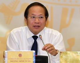 Bộ trưởng Thông tin - Truyền thông trả lời chất vấn về an toàn thông tin mạng