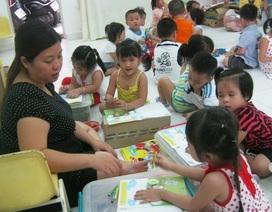 Chính phủ ban hành Nghị định điều kiện thành lập trường mầm non, nhà trẻ