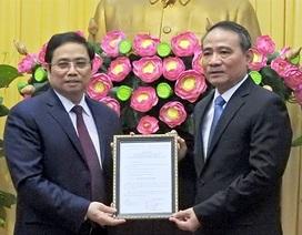 Ông Trương Quang Nghĩa về, Đà Nẵng có thêm đại biểu Quốc hội
