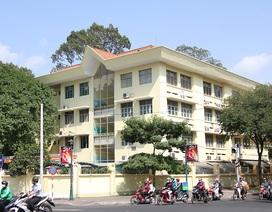 TP. Hồ Chí Minh:  Một trường tiểu học ở trung tâm bị rung lắc bất thường