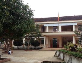 Cảnh cáo, đình chỉ dạy học giáo viên phạt 23 học sinh vì làm bài kém