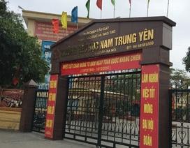 Không khởi tố vụ học sinh bị đâm gãy chân trong trường Nam Trung Yên