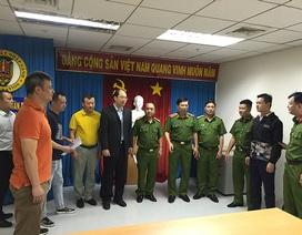 Việt Nam bàn giao cho Trung Quốc 12 tội phạm kinh tế