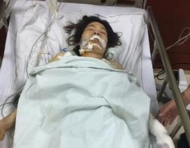 Vụ truy sát cả gia đình: Người vợ bị đâm thấu phổi đã qua cơn nguy kịch