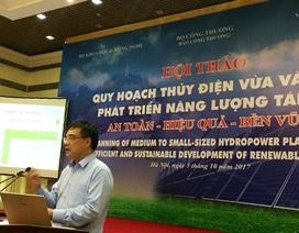 Nếu tận dụng nguồn lợi thuỷ điện sẽ giảm được điện than