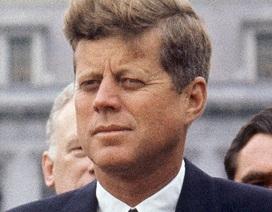 CIA, FBI can ngăn, ông Trump chỉ giải mật một phần vụ ám sát cựu Tổng thống Kennedy
