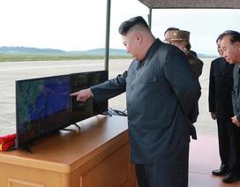 Toan tính đằng sau các vụ thử tên lửa của Triều Tiên