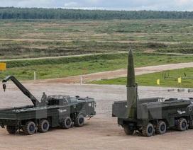 Nga nêu điều kiện rút tên lửa Iskander khỏi Kaliningrad