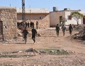 Máy bay Mỹ yểm trợ Thổ Nhĩ Kỳ tại thị trấn al-Bab của Syria