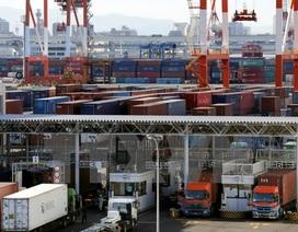 Nhật-Trung quyết liệt giành quyền kiểm soát cảng biển châu Á