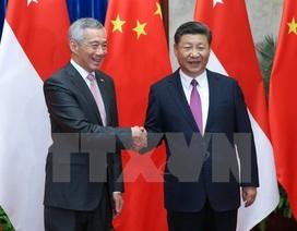 Singapore lo ngại phải lựa chọn giữa Mỹ và Trung Quốc