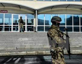 40 sỹ quan cao cấp Thổ Nhĩ Kỳ xin tị nạn chính trị tại Đức