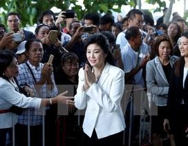 Cựu Thủ tướng Thái Lan Yingluck khẳng định không rời bỏ đất nước