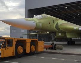 Nga sắp ra mắt siêu máy bay ném bom vượt mặt Mỹ