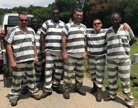 6 tù nhân Mỹ cứu sống quản giáo bị bất tỉnh
