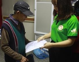 Tủ quần áo miễn phí cho bệnh nhân nghèo