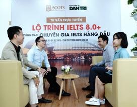 """Toàn cảnh buổi tư vấn """"Lộ trình IELTS 8.0+ cùng các chuyên gia hàng đầu"""""""