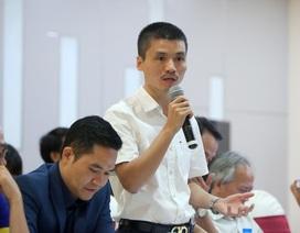 """""""Giải thưởng Nhân tài Đất Việt sẽ tạo ra cơ hội cho các Startup bứt phá"""""""
