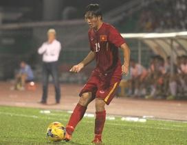 U22 Việt Nam chờ tài săn bàn của các tiền vệ