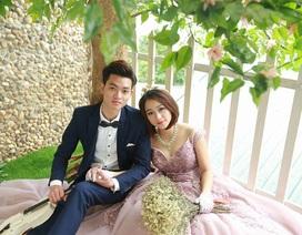 """Thiệp mời cưới """"lệnh bắt giữ"""" lạ lẫm của cặp đôi Tuyên Quang"""