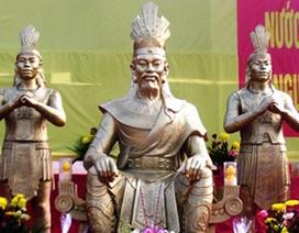 Kêu gọi xã hội hóa để xây dựng tượng đài Hùng Vương