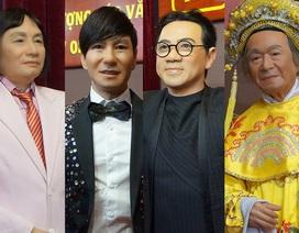 Kinh ngạc với tượng sáp nghệ sĩ Việt giống y như người thật