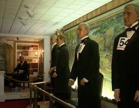 44 tượng sáp Tổng thống Mỹ bị rao bán vì bảo tàng ế khách
