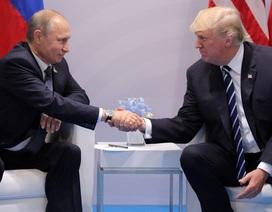 Ông Trump để ngỏ khả năng hội đàm với ông Putin tại Việt Nam