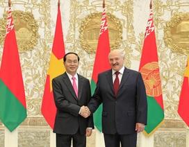 Việt Nam - Belarus hợp tác hiệu quả, tin cậy quốc phòng an ninh