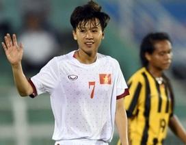 Tuyển thủ Tuyết Dung lọt top 100 phụ nữ tiêu biểu toàn cầu