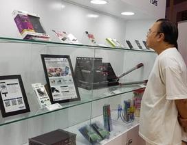 Nhiều công ty công nghệ Đài Loan mang thiết bị thông minh giới thiệu tại VN