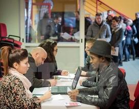 Eurozone: Tỷ lệ thất nghiệp giảm xuống mức thấp nhất trong hơn 7 năm
