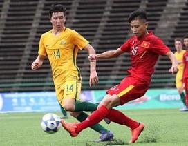 Thua Australia, U16 Việt Nam có ít cơ hội đi tiếp