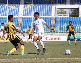 Hạ U18 Malaysia, U18 Thái Lan vô địch Đông Nam Á