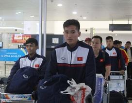 U20 Việt Nam không có ngày nghỉ lễ 1/5