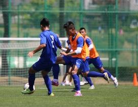 U20 Việt Nam lộ đội hình trước trận gặp U20 New Zealand