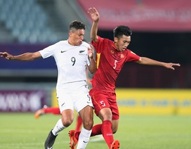 Hòa U20 New Zealand, U20 Việt Nam đi vào lịch sử