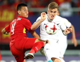 Báo chí New Zealand khen ngợi tinh thần thi đấu của U20 Việt Nam