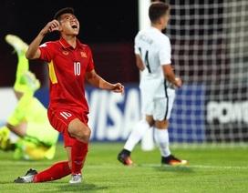 Những điểm nhấn sau trận hòa lịch sử của U20 Việt Nam tại World Cup