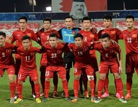 U20 Việt Nam sẽ sang Đức tập huấn với 25 cầu thủ