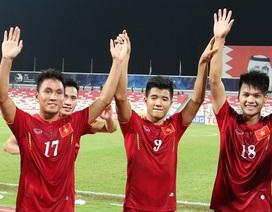 Mong chờ một năm đại cát với bóng đá Việt Nam