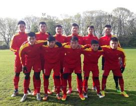 U20 Việt Nam định hình bộ khung sau chuyến tập huấn tại Đức
