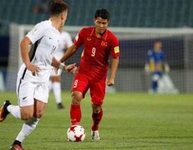 U20 Việt Nam giành điểm trước New Zealand nhờ nền tảng thể lực sung mãn