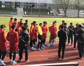 U20 Việt Nam thu được gì từ chuyến tập huấn tại châu Âu?