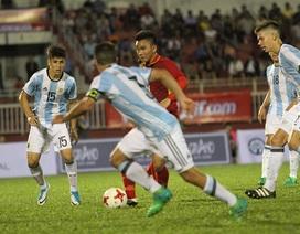 U20 Việt Nam chờ đợi gì ở trận đấu với U20 Vanuatu?