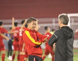 U20 Việt Nam rèn quân trước trận đấu với U20 Argentina