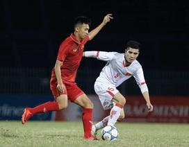 U21 Việt Nam thắng đàn em U19 Việt Nam tại giải U21 quốc tế