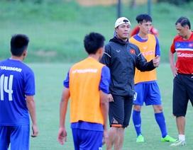 Thầy trò HLV Hữu Thắng không ngại gặp U22 Thái Lan ở SEA Games 29