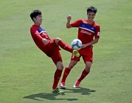 Xuân Trường thừa nhận yếu thể lực vì dự bị ở Hàn Quốc