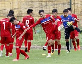 """Sau U20 Việt Nam, đến lượt U23 Việt Nam dính """"bão chấn thương"""""""